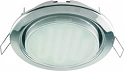 Ecola GX53 H4 Downlight without reflector_chrome (светильник) 38x106 (к+)