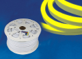 Гибкий неон Uniel ULS-N21-2835-120LED-m-8mm-IP67-220V-8W-m-50M-YELLOW