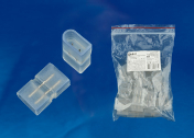 Соединитель для гибкого неона UTC-K-12/N21 CLEAR 025 POLYBAG
