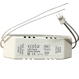 Ecola LED panel Power Supply 50W 220V драйвер для универс. панели (без ступеньки)